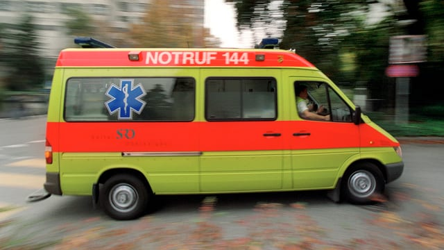 Ambulanz (Symbolbild)