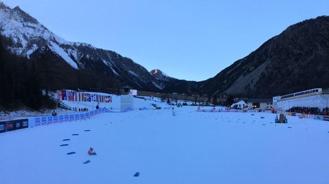 arena dal Tour de ski