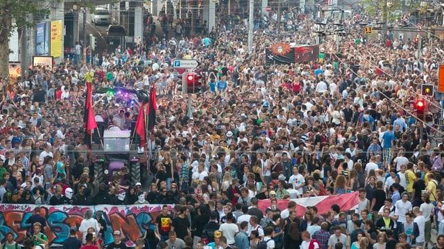 Um die 20'000 Menschen in der Berner Innenstadt stellen die Behörden vor grosse Aufgaben.
