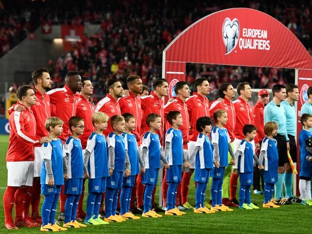 Schweizer Nationalmannschaft