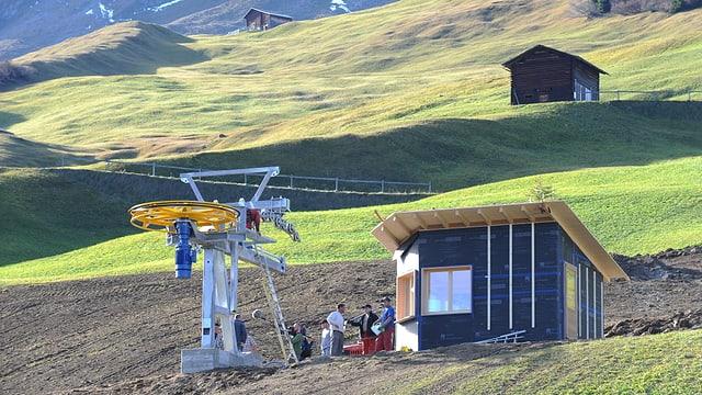 Video ««SF bi de Lüt - UNser Dorf» (4) vom 02.03.2012» abspielen