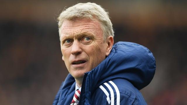 David Moyes übernimmt West Ham United.