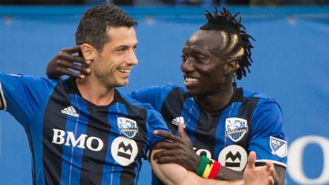 Blerim Dzemaili überzeugt in der MLS weiter.