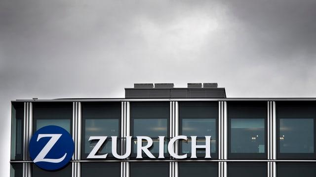 bajetg cun l'inscripziun «Zurich»