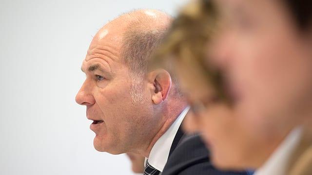 Finanzdirektor Anton Lauber.