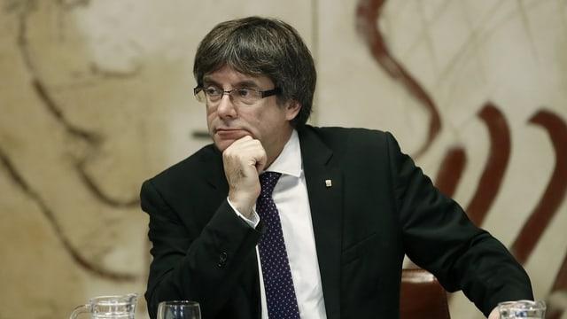 Purtret Carles Puigdemont