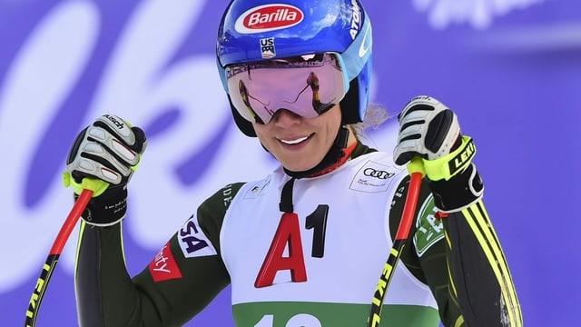 Shiffrin will Ende November in den Weltcup zurückkehren