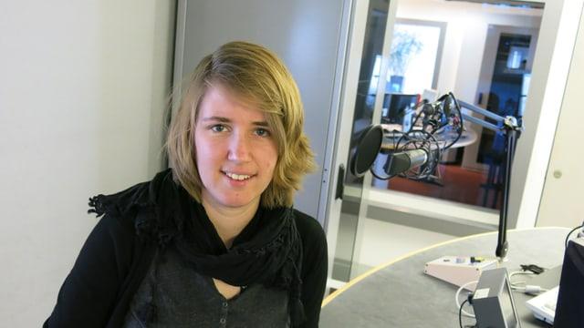 Priska Lorenz, SP-Kantonsrätin.