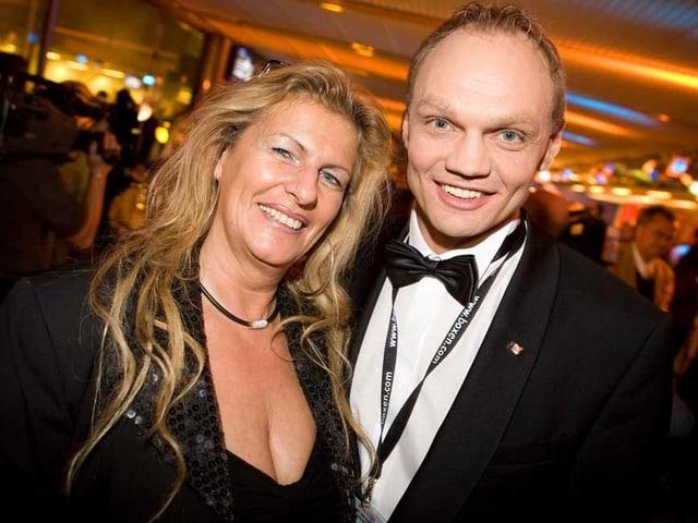 Renata und Stefan Angehrn