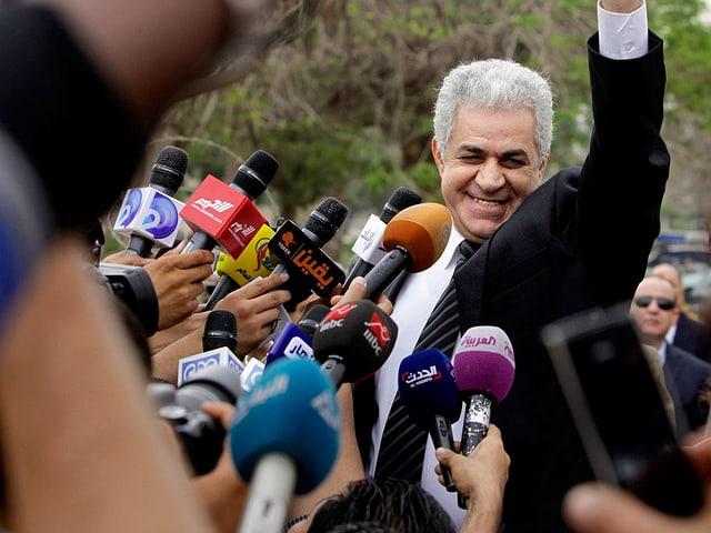 Kandidat fürs Präsidentenamt: Hamdien Sabahi.