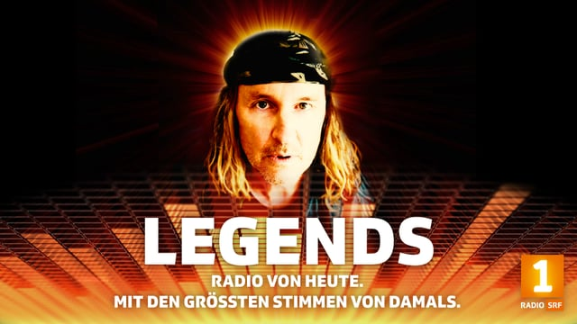 «Legends» auf SRF1