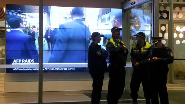 Investigative Journalisten im Visier