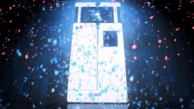 Kühlschrank Yves