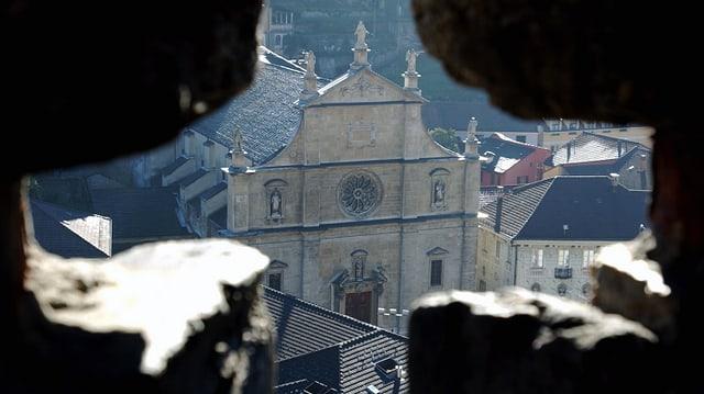 Video «Römisch-katholischer Ostergottesdienst aus Bellinzona» abspielen