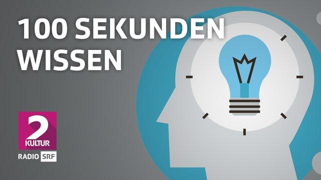 Logo der Sendung «100 Sekunden Wissen»