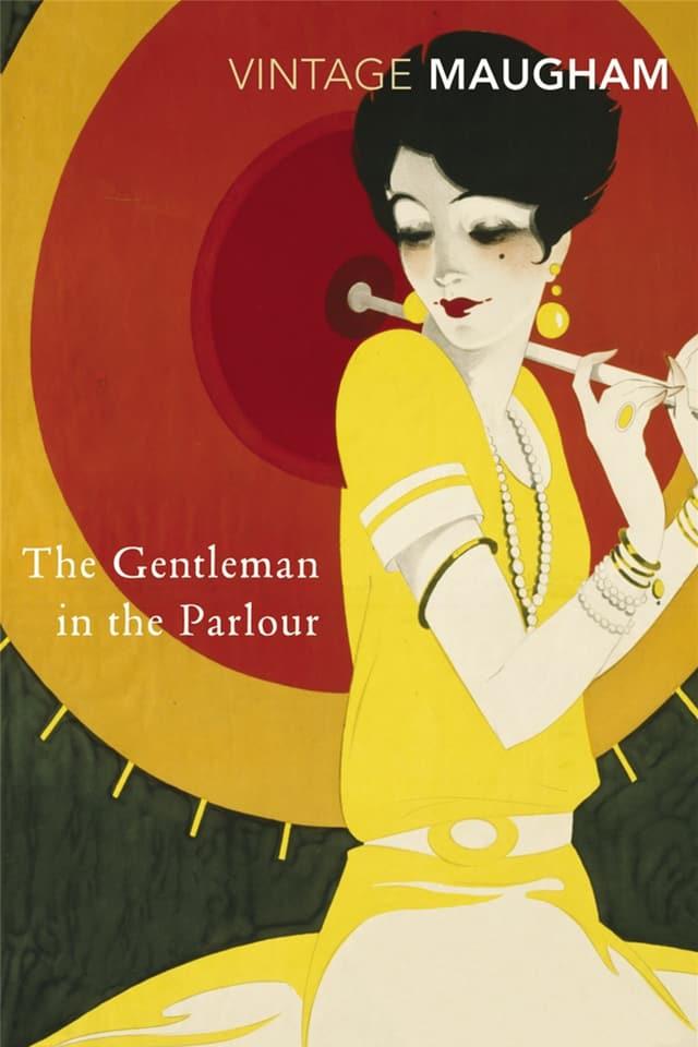 Cover des Buches  von W. Sommerset Maugham: «The Gentleman in the Parlour»