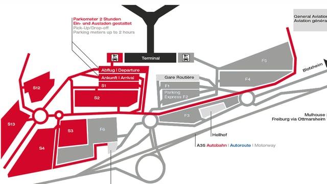 Plan Euroairport