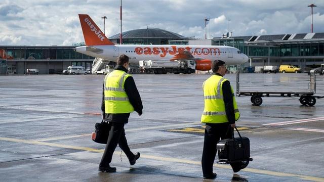 Euroairport in Basel.