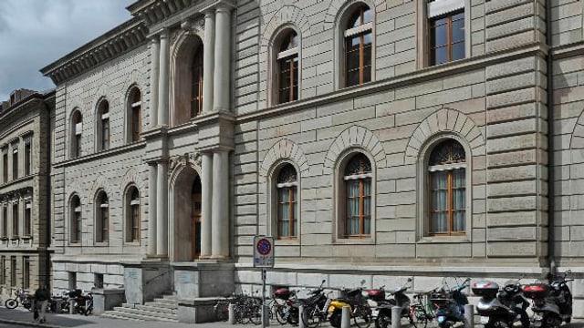 Fassade Appellationsgericht