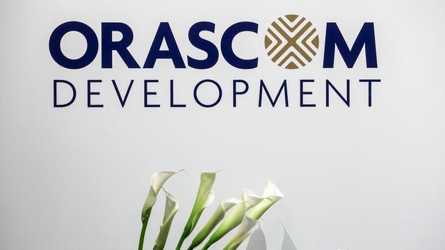 Purtret dal logo dad Orascom.