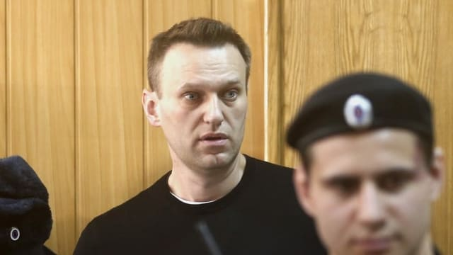 Der Fall Nawalny vergiftet auch die Beziehungen zwischen dem Westen und Russland.