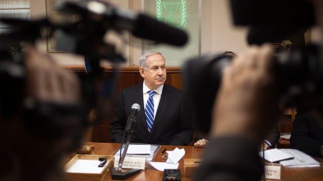 Der israelische Ministerpräsident Benjamin Netanjahu.