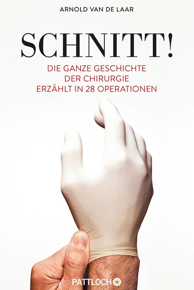 Cover des Buches «Schnitt!»
