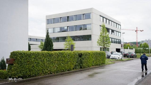 Empfangs- und Verfahrenszentrum in Kreuzlingen