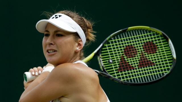 giugadra da tennis Belinda Bencic
