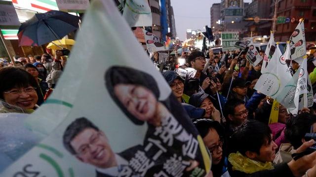 Wahlen in Taiwan