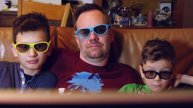 Video «Alleinerziehende Väter - ihr Kampf um Anerkennung» abspielen