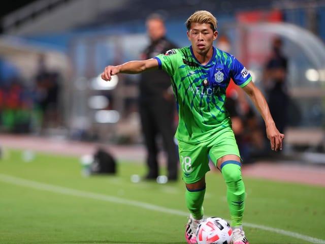 Der japanische U20-Internationale Toichi Suzuki