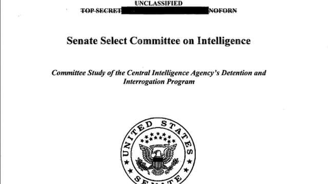 Der CIA-Folterbericht