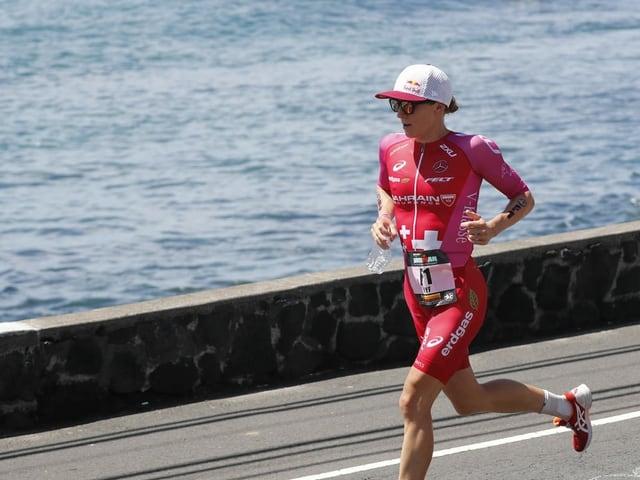 Für Daniela Ryf ist das erste Saisonrennen eine Standortbestimmung.