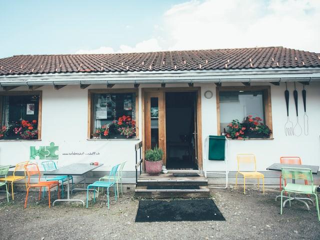 Der Erlebnisbauernhof in Degen.