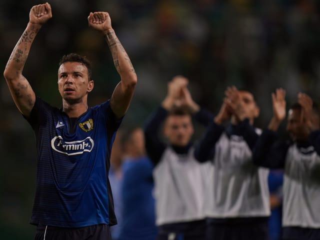 Spieler des FC Famalicão