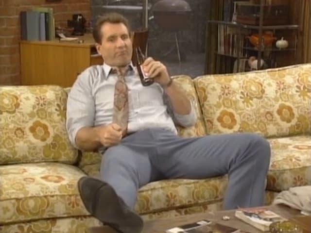 Bekanntester Sofahocker in einer Serie: Al Bundy in «Eine schrecklich nette Familie».