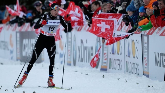 Erstmals gastiert die Tour de Ski in Dario Colognas Heimat Münstertal.