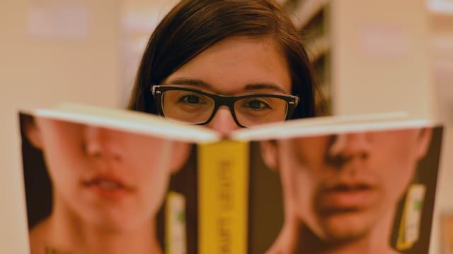 Tanja Kummer findet: Wer liest, lebt mehr als nur ein Leben!