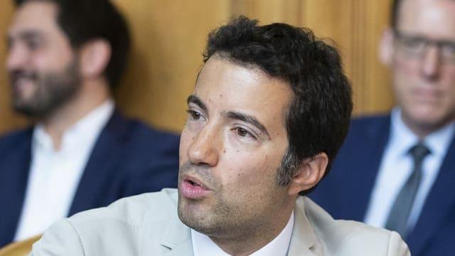 Ständerat Andrea Caroni (FDP/AR):