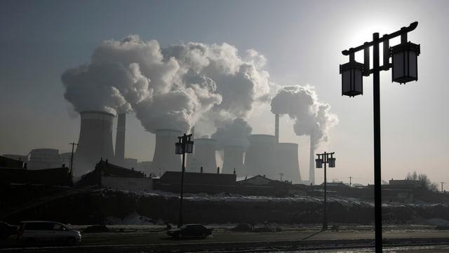 China ist Kohlesünder Nummer 1