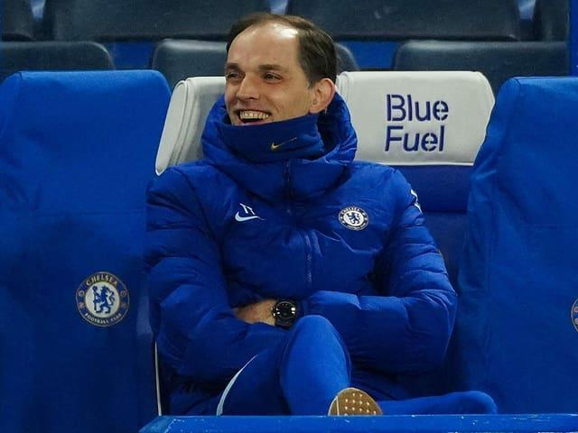 Chelsea-Coach Thomas Tuchel.