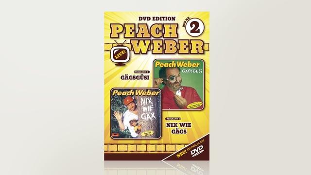 Peach Weber 2