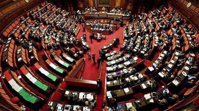 Der Senat hat bisher die gleichen Rechte wie die Abgeordnetenkammer – bis jetzt.
