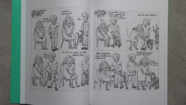 Buch Lika Nüssli