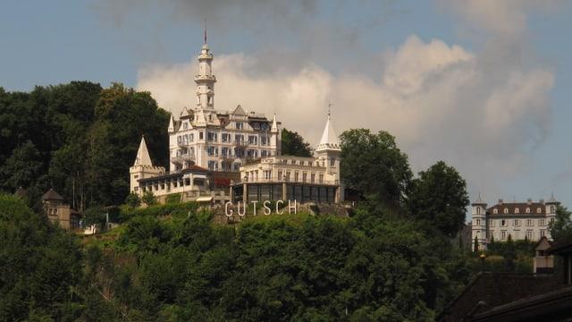 Hotel Château Gütsch Luzern