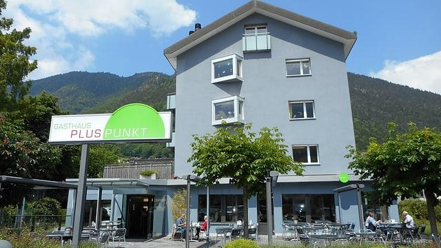 Video «Gasthaus Pluspunkt in Brunnen - Tag 3 (Siegerbeiz)» abspielen
