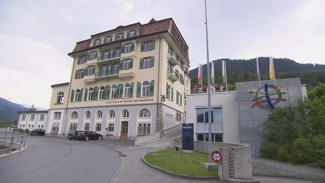 La scola d'hotelleria a Passugg
