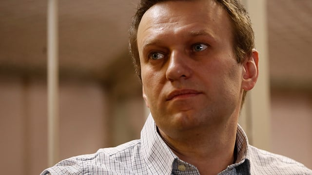 Haftstrafe für die Nawalnys