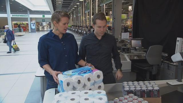 Video «Supermarkt - die tägliche Verführung» abspielen